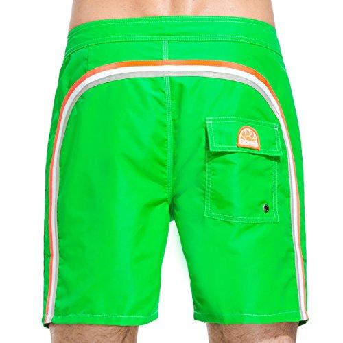 Costume Lungo Mare Sundek Verde 29 Eu