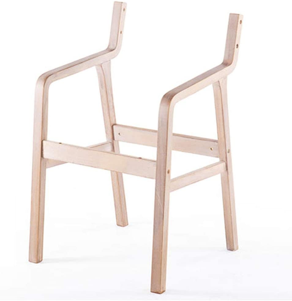 ALY Chaise de Salle à Manger Chaise en Bois Massif Design Ergonomique Simple Chaise Lounge Bureau Restaurant Maison Fauteuil Do The Old Chair Frame - Green