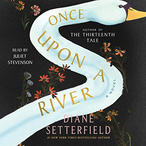 Once Upon a River audiobook cover art