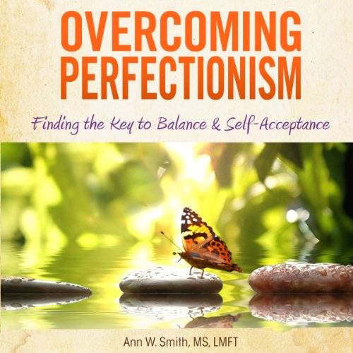 Overcoming Perfectionism (Revised & Updated) audiobook cover art
