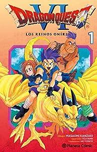 Dragon Quest 1: Los reinos oníricos par Masaomi Kanzaki