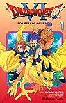 Dragon Quest 1: Los reinos oníricos par Kanzaki