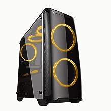 UNYKAch Armor C20 Torre Negro Carcasa de Ordenador - Caja de