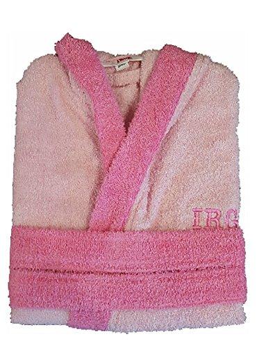 Irge badjas van badstof 100% katoen voor kinderen unisex