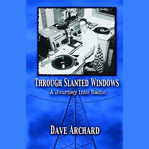 Through Slanted Windows audiobook cover art