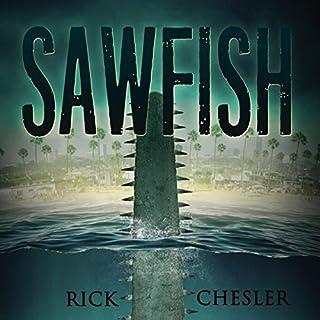 Sawfish audiobook cover art