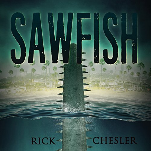 Sawfish audiobook cover art