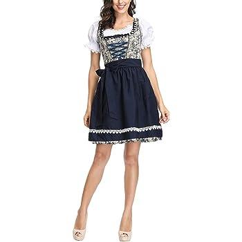 Ropa de Oktoberfest, Carnaval bávaro Tradicional Disfraz de ...
