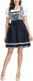ライフ小屋 ステージドレス 写真 イベント メイドコスチューム ワンピース 民族衣装 洋服 仮装 オクトーバーフェスト ビール祭り ドイツ メイド ドレス ハロウィン ギャザー スカート 文化祭 大人用 レディース