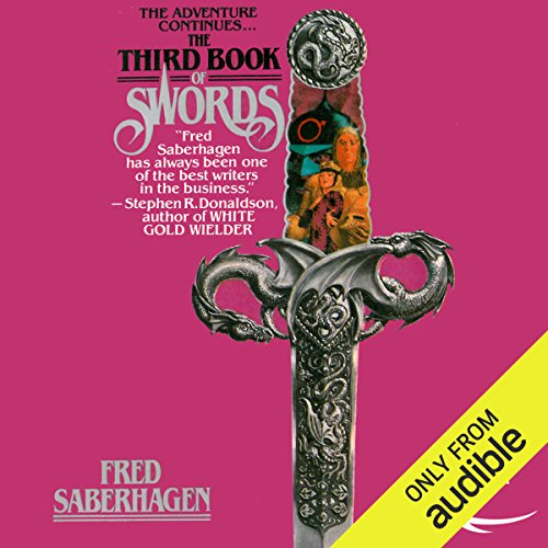 The Third Book of Swords audiobook cover art