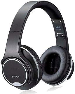 Twist Out Loud Speaker Bluetooth Headphone, BLACK - MH1