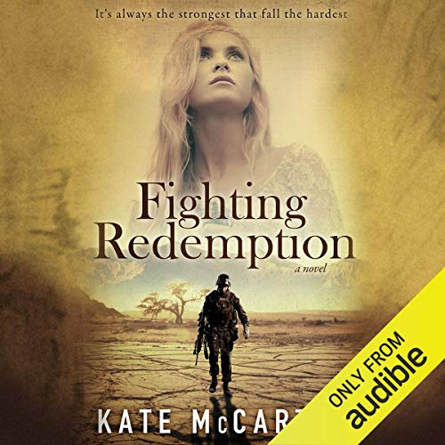 Fighting Redemption audiobook cover art