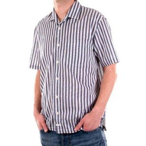 CP Company Shirts Mens shirt met korte mouwen. CP2948