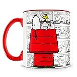Caneca Personalizada Casinha do Snoopy