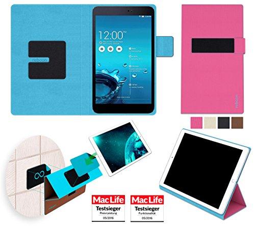 Hülle für Asus MeMO Pad 7 ME176C Tasche Cover Hülle Bumper | in Pink | Testsieger