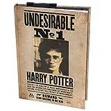 HARRY POTTER- Cuaderno DIN A5 Indeseable No. 1, (Elbenwald PP3859HPTX)
