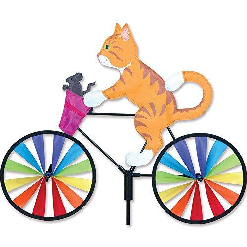 20 in. Bike Spinner - Kitty