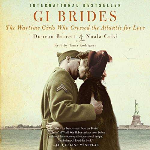 GI Brides audiobook cover art