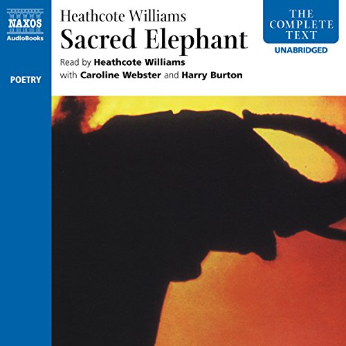 Sacred Elephant audiobook cover art