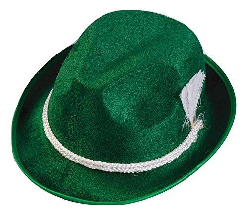 Forum Novelties Oktoberfest Hat, Green