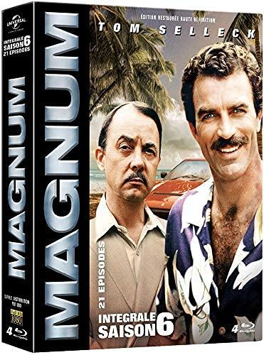 Magnum-Saison 6 [Version Restaurée] [Blu-ray]