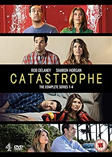Catastrophe - The Complete Series 1 - 4