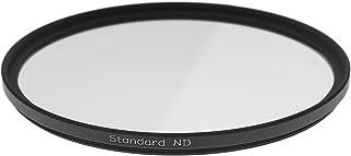 فلتر فاير ريست ND 72 مم بكثافة محايدة ND 0.3 (1 توقف) لإنتاج الصور والفيديو والبث والسينما