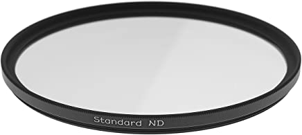 broadcast and cinema production Firecrest ND 39mm Neutral density ND 1.2 Filter for photo video 4 Stops