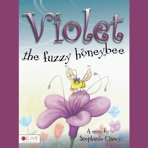 Violet, the Fuzzy Honeybee copertina