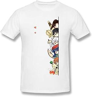 Maria Marroquin Inuyasha Cartoon Unisex Cosplay T-Shirt