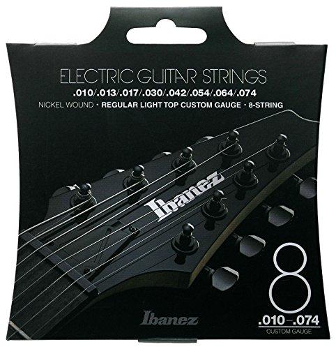 Ibanez IEGS81 - Juego cuerdas para guitarra eléctrica