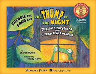 Freddie the Frog  and The Thump in the Night (DIGITAL EDITION): Digital Storybook with Step-by-Step Lessons for Interactiv...