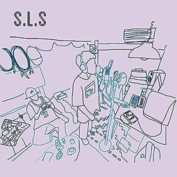 S.L.S (feat. YUKITERO)
