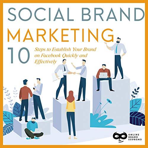 Social Brand Marketing cover art