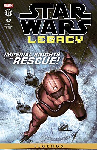 Download Star Wars: Legacy (2013-2014) #10 (English Edition) B014ROFK7C