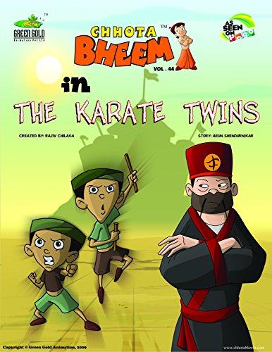 The Karate Twins (Chhota Bheem) (English Edition)