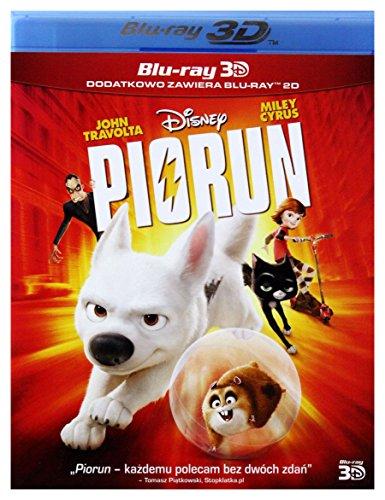 Piorun 3D (Disney) [Blu-Ray]+[Blu-Ray 3D] (Keine deutsche Version)