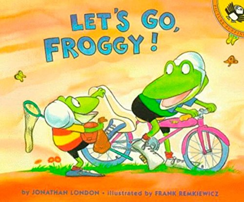 Let's Go, Froggy!の詳細を見る