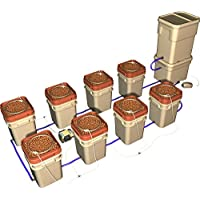 8-Pack Hydroponic Grow System