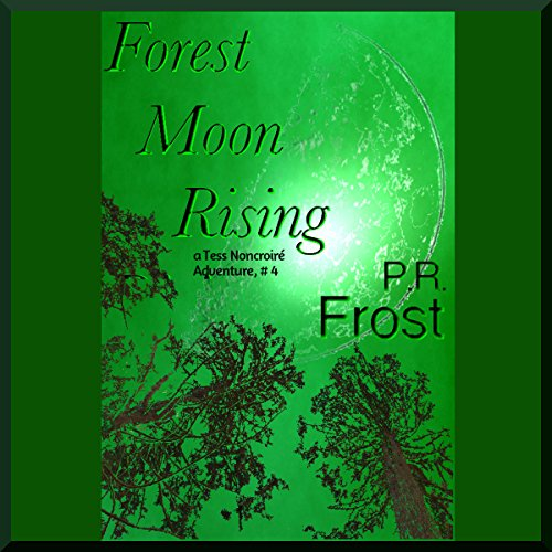 Forest Moon Rising audiobook cover art