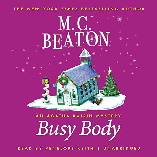 Busy Body audiobook cover art