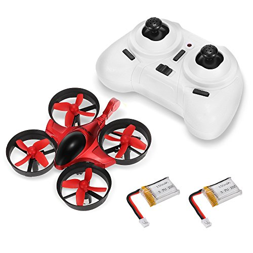 Mini RC Quadcopter - GoolRC T36 Drone 2.4G 4...