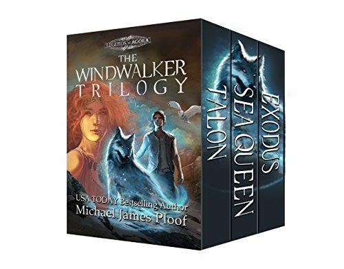 The Windwalker Trilogy: Coming of Age Epic Fantasy Bundle: Talon, Sea Queen, Exodus.