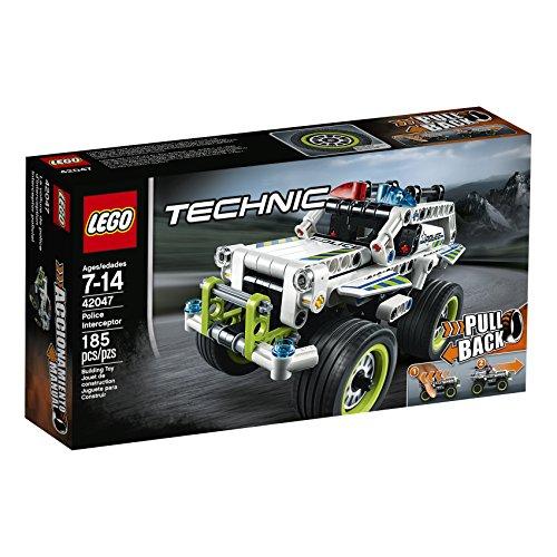 Price comparison product image LEGO Technic Police Interceptor 42047 Building Kit