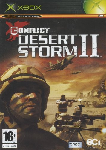 Conflict Desert Storm 2 [Xbox] [Importado de Francia]
