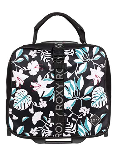 Roxy Vrouwen Handbagage koffer Geometric Storage 27L (True Black Story Of), Maat:One Size