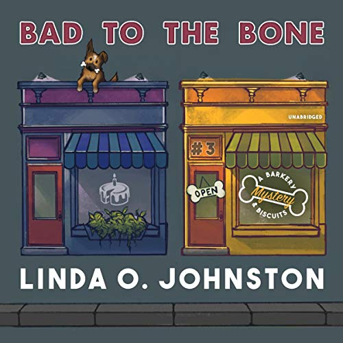 Bad to the Bone audiobook cover art