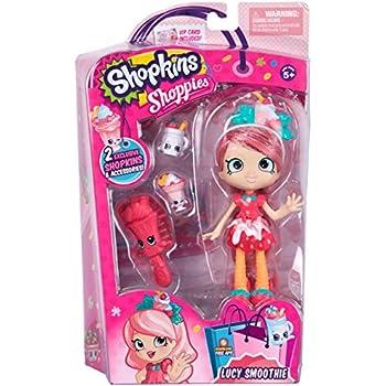 Shopkins Shoppies Dolls - Lucy Smoothie   Shopkin.Toys - Image 1
