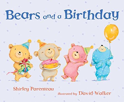 Bears and a Birthday (Bears on Chairs) (English Edition)