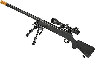 Evike JG VSR-10 / BAR-10 Airsoft Realistic Action Sniper Rifle w/Metal Trigger Box